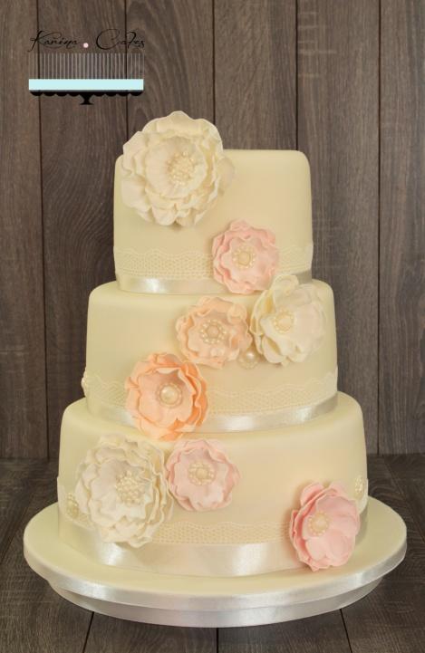Svadobna torta 3727
