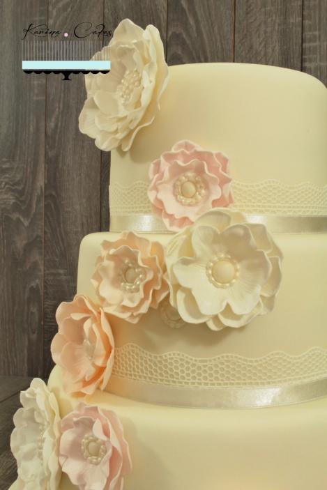 Svadobna torta 3743