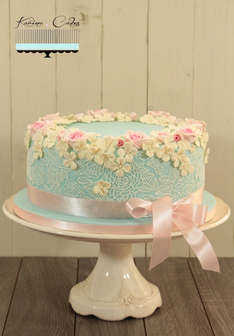 Vintage torta1