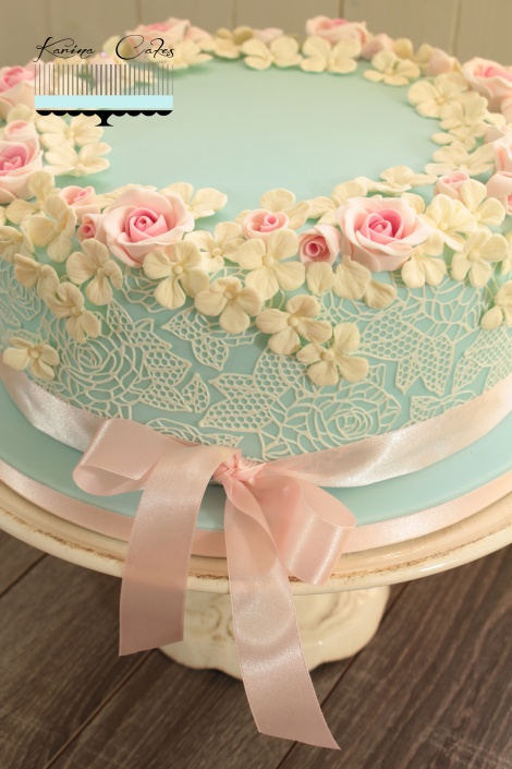 Vintage torta2