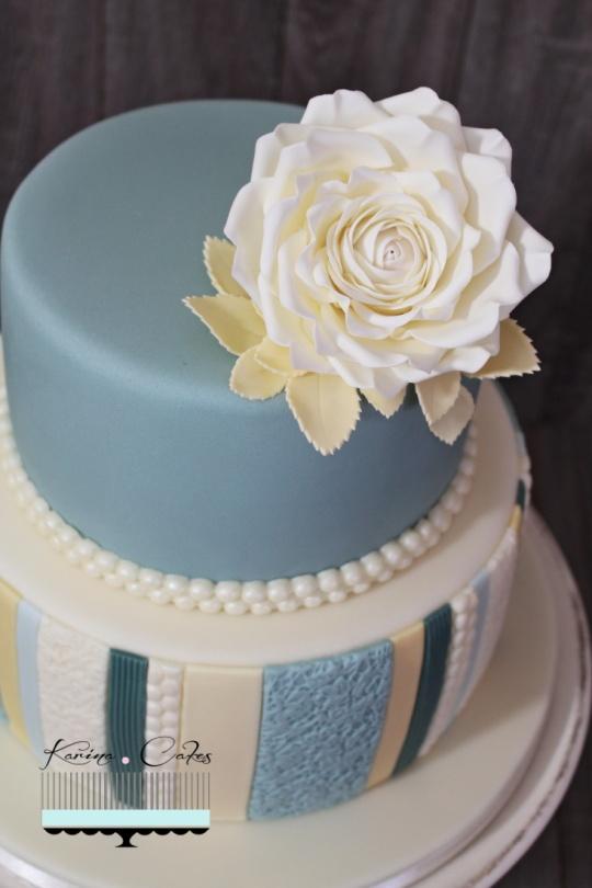 Torta s cajovou ruzou_5662