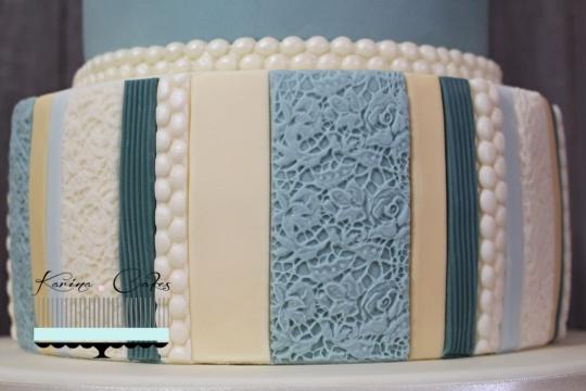 Torta s cajovou ruzou_5670