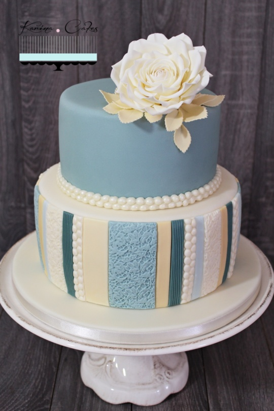 Torta s cajovou ruzou_5671