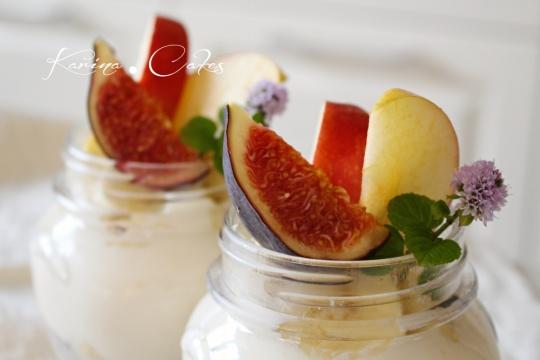 Tvarohovo-jogurtový krém s ovsennými vločkami_7349