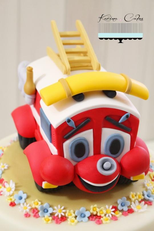 Finley hasičské auto_9561