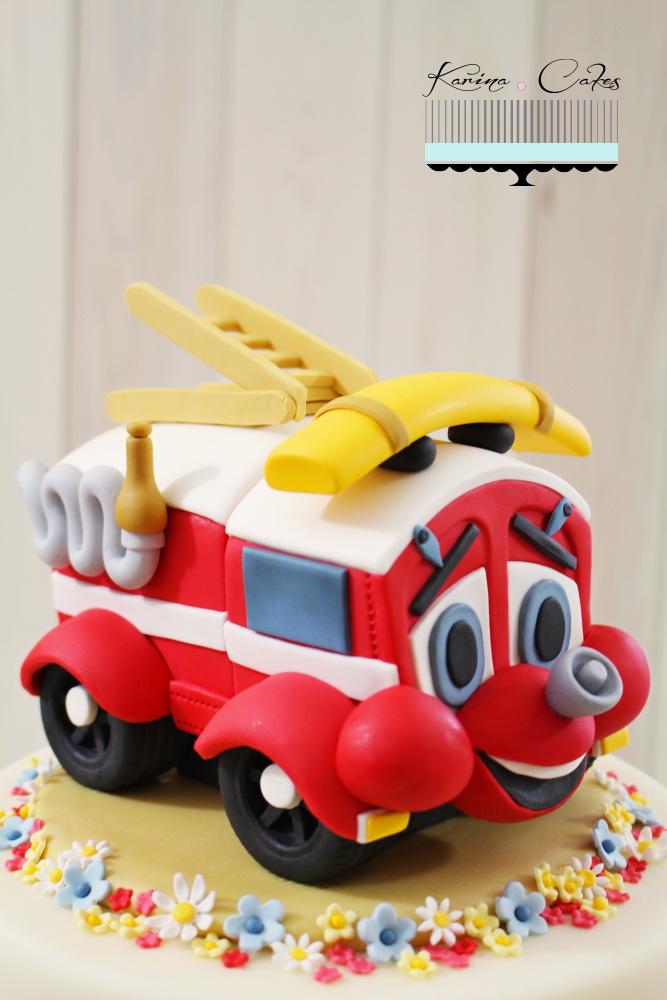 Finley hasičské auto_9567