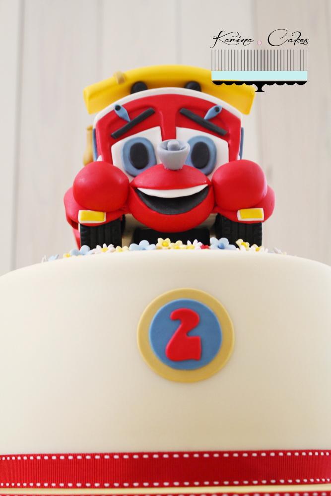 Finley hasičské auto_9593