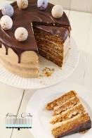 Mrkvová torta bez múky