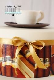 Káva a cigary